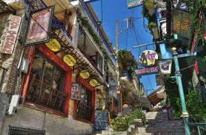 Agia Galini - Crete, hdr a