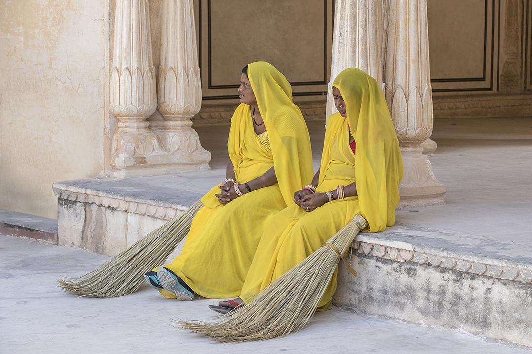 Jaipur - Amber Fort 22
