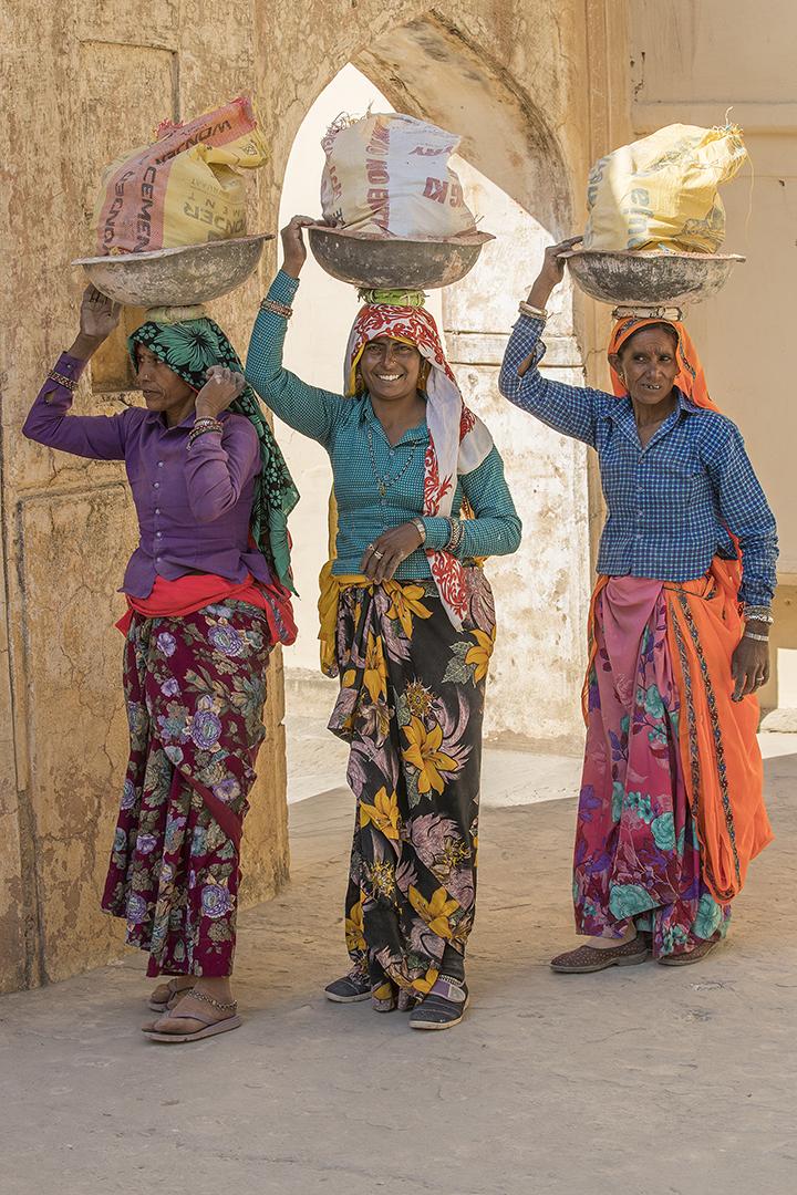 Jaipur - Amber Fort 45