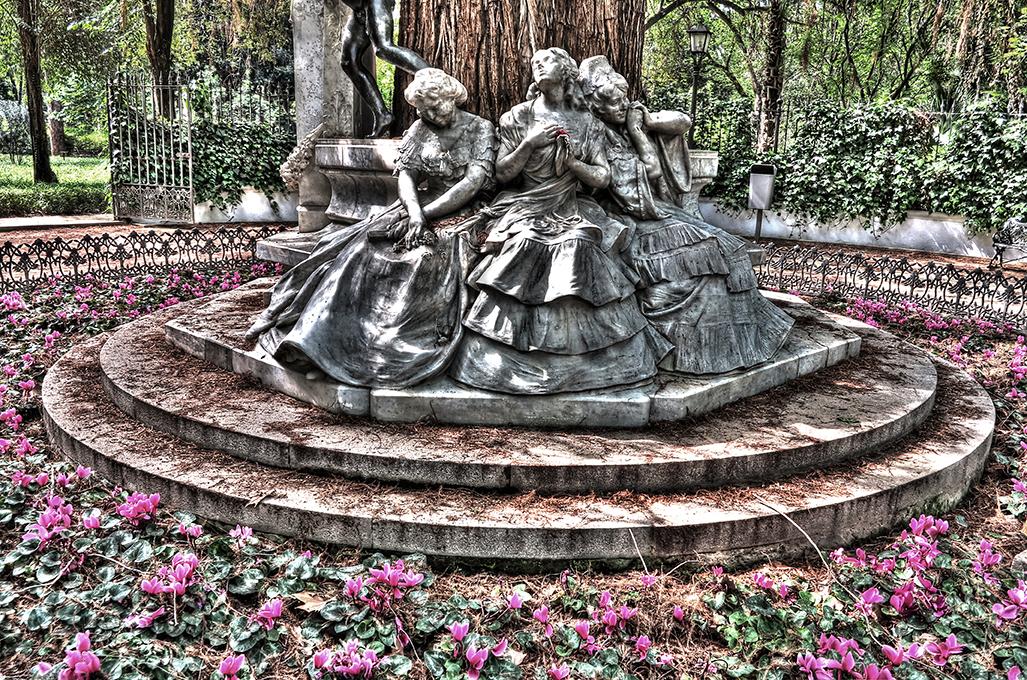 Parque Maria Luisa - Seville, Spain