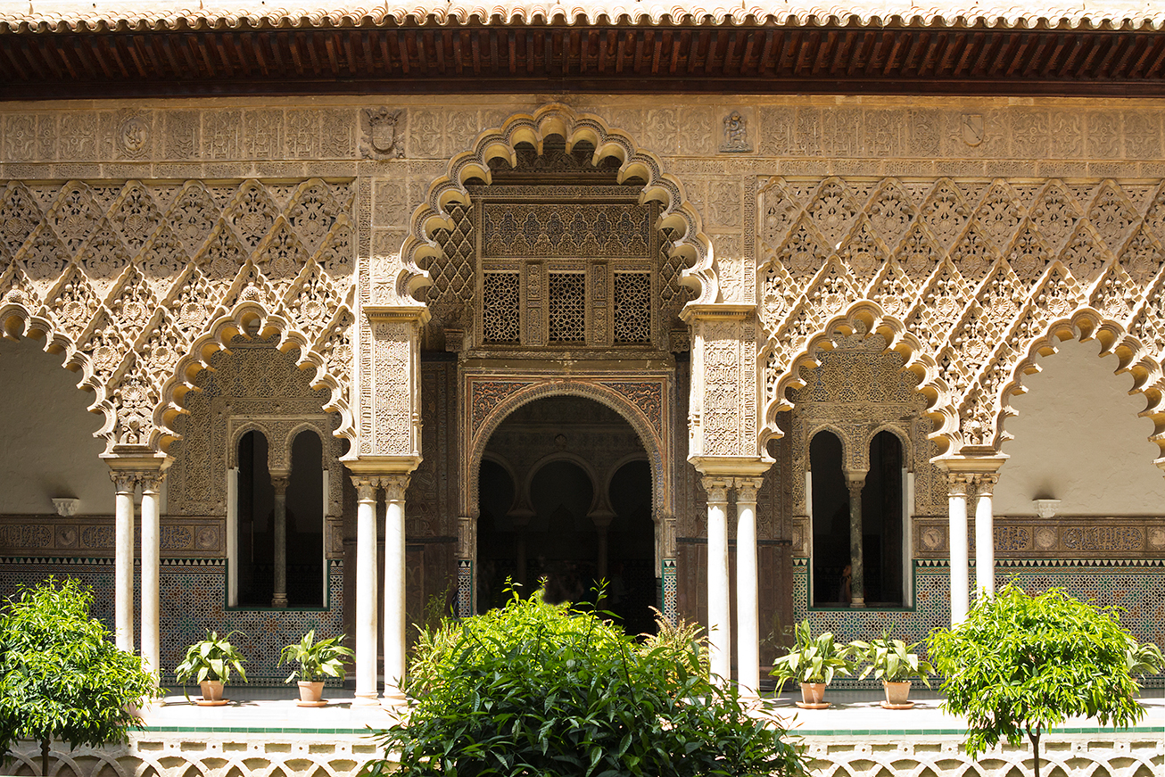 Real Alcazar - Seville, Spain