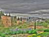 Alhambra Palace - Granada, Spain