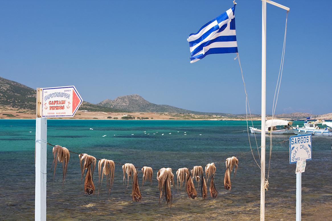 Antiparos - Agios Georgios