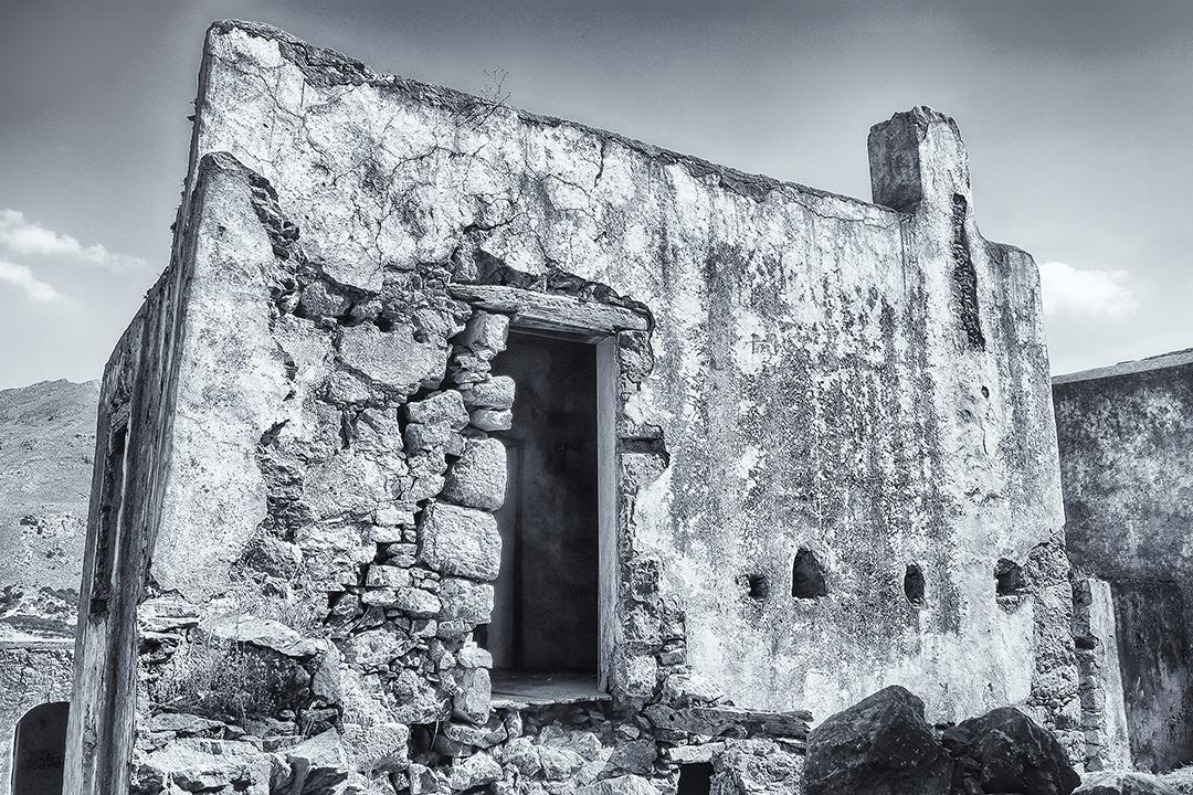 Preveli, Lower Monastery - Crete