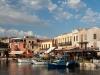 Rethymnon, Harbour - Crete