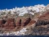 Santorini - Coastline