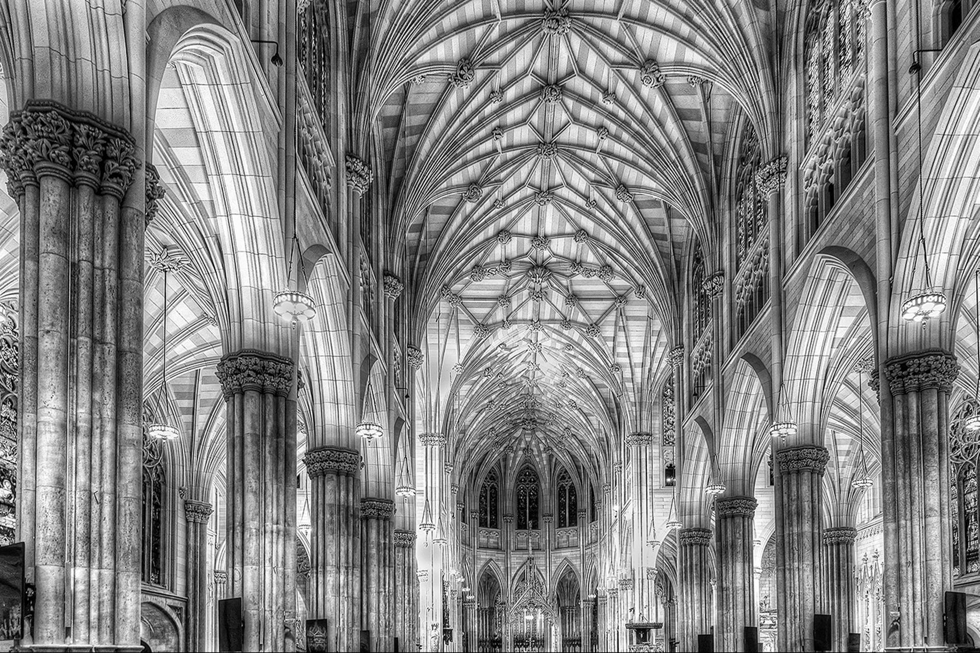 St Patricks Cathedral New York