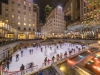 Rockefeller Centre Ice Rink New York